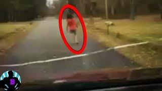 5 Videos que captaron algo paranormal por accidente  |  PARTE 5