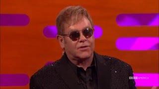 "The Beckham Boys Made Elton John Sing ""Lion King"" Songs - The Graham Norton Show"