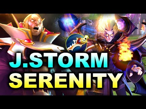 J.STORM vs SERENITY - AMAZING GRAND FINAL - World Showdown of Esports DOTA 2