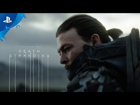 Death Stranding - The Drop Promotional Trailer | PS4 thumbnail