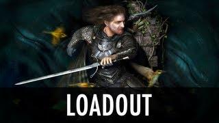 Skyrim Mod: Loadout