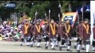 Kirab Bregodo Pradesan Ramaikan Hari Jadi Sleman ke 98 metrotvnews  metrotvnews