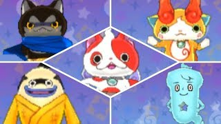 How To Get All Yo-kai Circles & SECRET REWARDS in Yo-kai Watch 3!