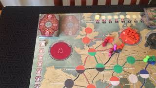Board Game Reviews Ep #84: PANDEMIC: FALL OF ROME
