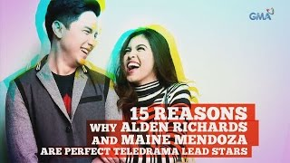 WATCH: Why Alden & Maine Are The Perfect Teledrama Lead Stars