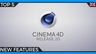 cinema 4d r20 novidades - TH-Clip