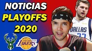 PLAYOFFS Y LA ÚLTIMA HORA EN LA NBA
