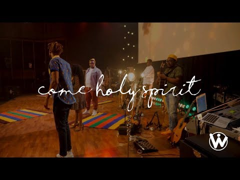 Come Holy Spirit (Uthando) Sung by We Will Worship (WWW) ft