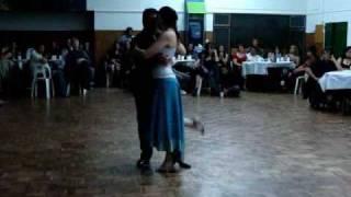 Lucas Galera y Malena Taber Vida mia Neuquen mayo 2009
