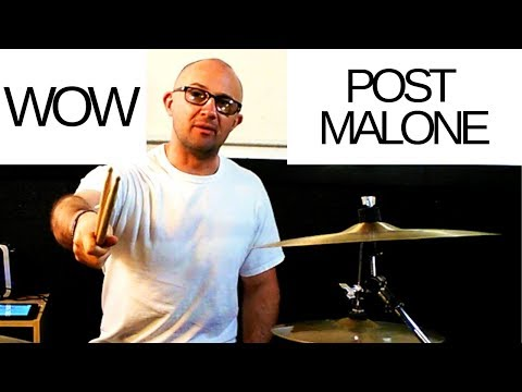 """Learn to lay down the beat from """"Wow"""" by Post Malone in this video."""