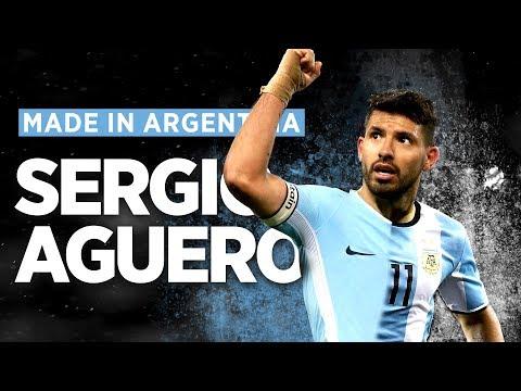 SERGIO AGÜERO DOCUMENTARY   Made in Argentina Film