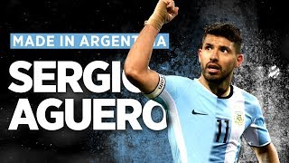SERGIO AGÜERO DOCUMENTARY | Made in Argentina Film
