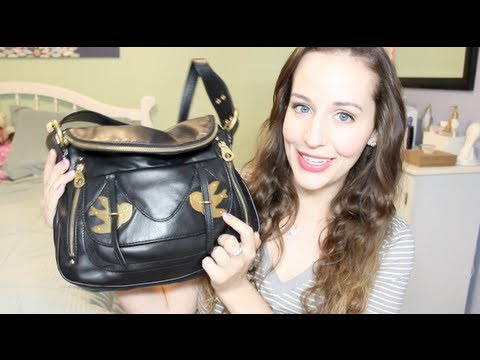 "The ""What's in my Purse"" Tag: Marc Jacobs Edition"