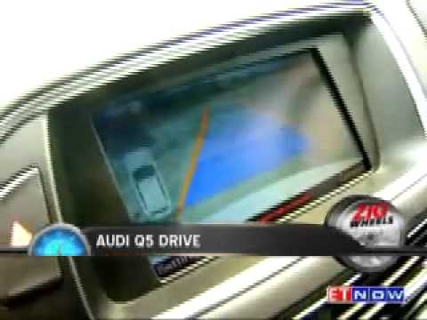 Audi Q5 test drive by ETNOW