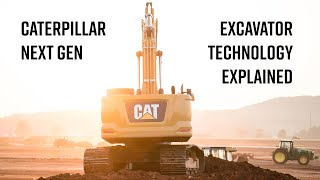 In Depth - Cat Excavator Next Gen 3D Tech