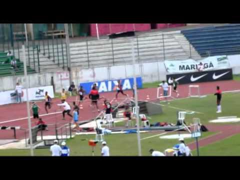 Atletas da IENH participam do Campeonato Brasileiro Juvenil