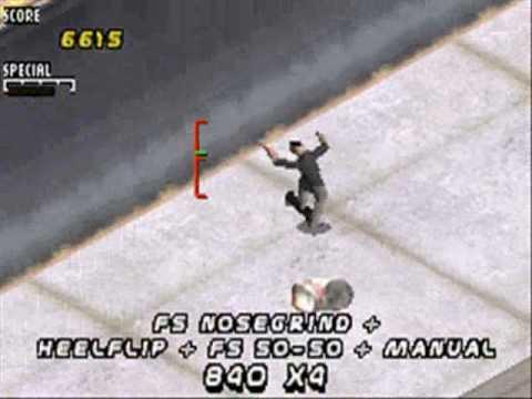 Tony Hawk's Pro Skater 2 GBA
