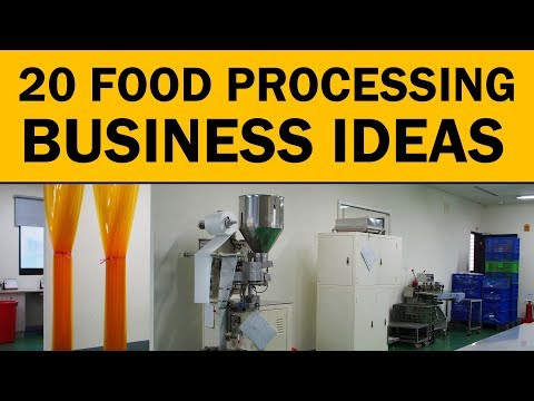 , title : '20 Profitable Food Processing Business ideas to Start Your Own Business