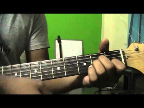 Oh oh jaane jaana guitar tabs, chords lesson
