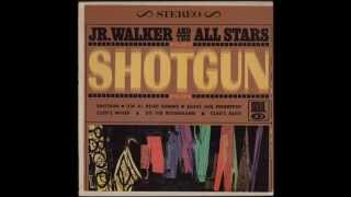 JR WALKER & THE ALL STARS - SHAKE AND FINGERPOP - LITTLE LP SHOTGUN - SOUL S 60701