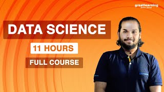 Data Science Full Course | Data Science for Beginners | Great Learning