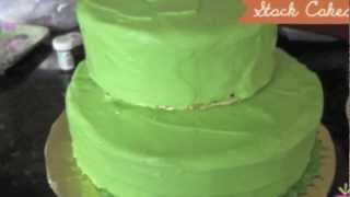 How To Make A Fairy Tinkerbell Birthday Cake