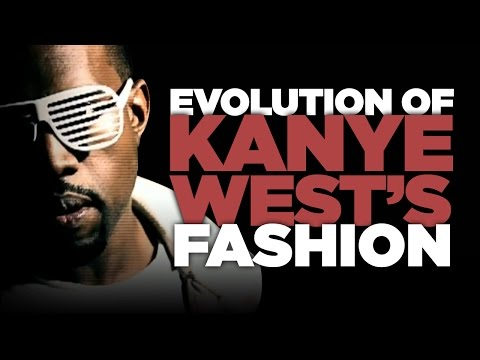 Evolution Of Kanye West S Fashion Hip Hop News Newslocker