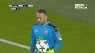 Download Video David Ospina Vs Paris Saint Germain (Away) UCL 2016-17 HD 720p MP3 3GP MP4
