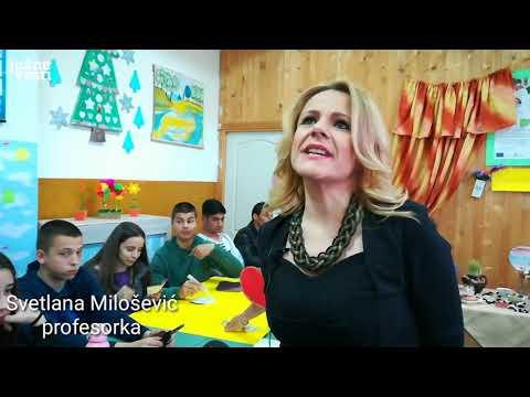 Praznik proleća đaci izbeglice proslavili sa vršnjacima u niškoj školi
