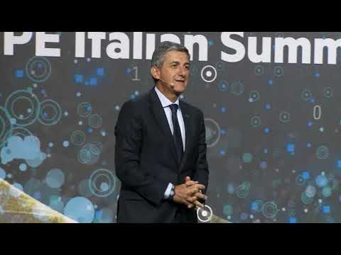 Hewlett Packard Enterprise – HPE Italian Summit 2018 – Highlights