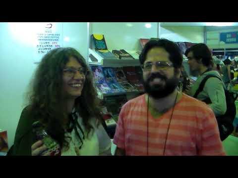 Entrevistas Bienal 2017: Ana Lúcia Merege