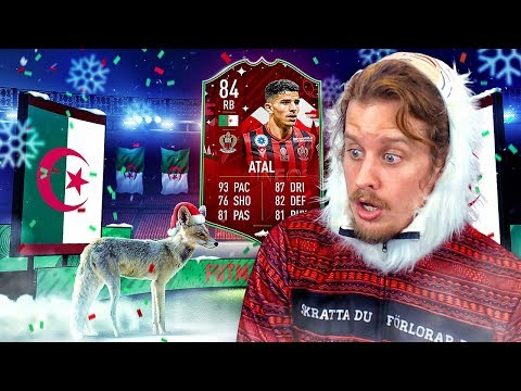 WHAT IS THIS CARD?! 84 FUTMAS ATAL PLAYER REVIEW! FIFA 20 Ultimate Team