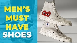 BEST SHOES FOR MEN   Must Have Sneakers For 2019   Alex Costa
