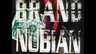 Brand Nubian Pass The Gat