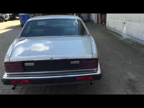 Video Jaguar XJ40 Scheunenfund mit sehr guter Technik