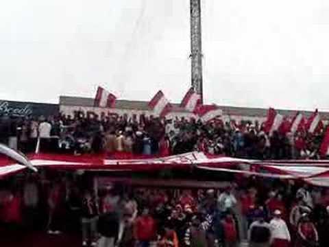 """""""Quiero tener frente a frente a los putos funebreros"""" Barra: La Banda Descontrolada • Club: Los Andes"""