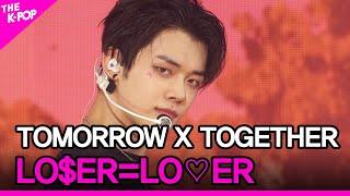 TOMORROW X TOGETHER, LO$ER=LO♡ER (투모로우바이투게더, LO$ER=LO♡ER) [THE SHOW 210824]