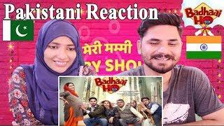Pakistani Reacts To   'Badhaai Ho' Official Trailer   Ayushmann Khurrana, Sanya Malhotra
