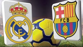 preview picture of video 'Real Madrid - FC Barcelone [FIFA 15] | Liga BBVA 2014-2015 (9ème Journée) | CPU Vs. CPU'