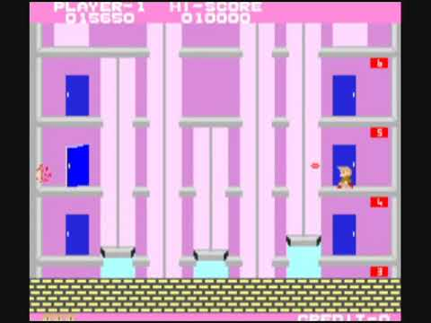 Elevator Action, 1983 Taito (20 From 1983 #8)