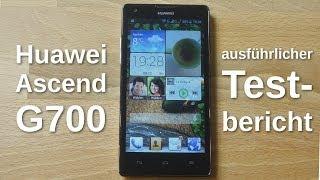 Huawei Ascend G700 Testbericht - www.technoviel.de