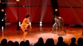 Mia Michaels Choreography  Amelia & Will - Mia (Butt Dance) SYTYCD S9 (Top 14)