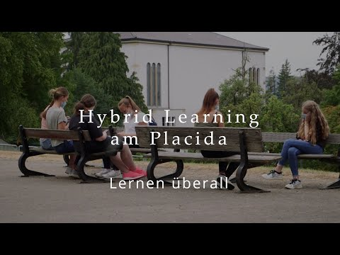 Hybrid Learning am Placida: Lernen überall
