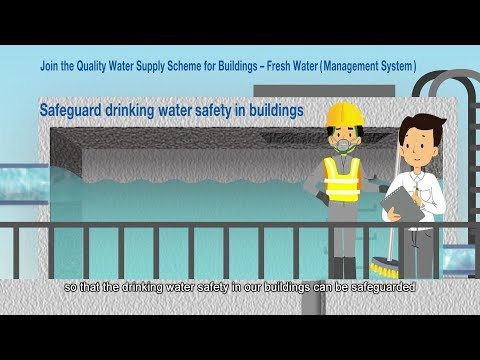 Quality Water Supply Scheme for Buildings – Fresh Water (Management System)