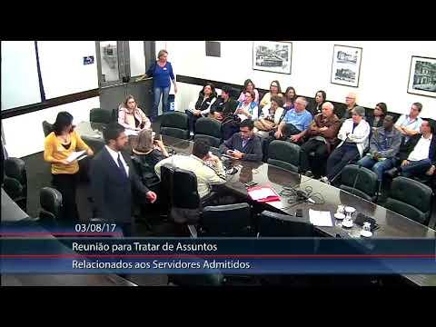 Reunião GT Admitidos CMSP