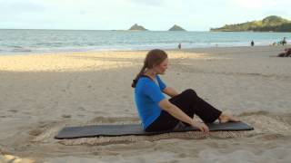 Thanksgiving Pilates Ab Workout by Upside-Down Pilates
