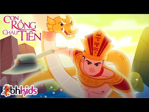 Phim hoạt hình Con Rồng Cháu Tiên
