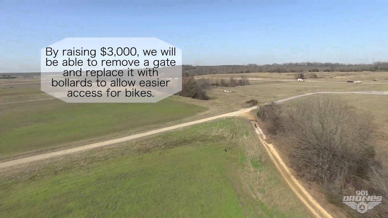 Agricenter Bike Trail Flyover