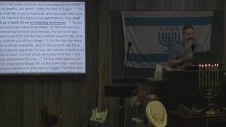 Passover: When, Where, And How -  Daniel Sanders 4/1/17