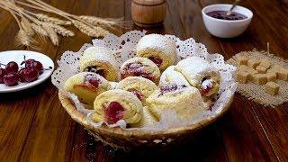 Печенье с начинкой - Рецепты от Со Вкусом